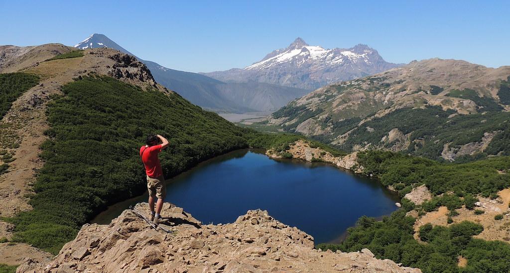 Descubre el Parque Nacional Laguna del Laja en la región del Biobío